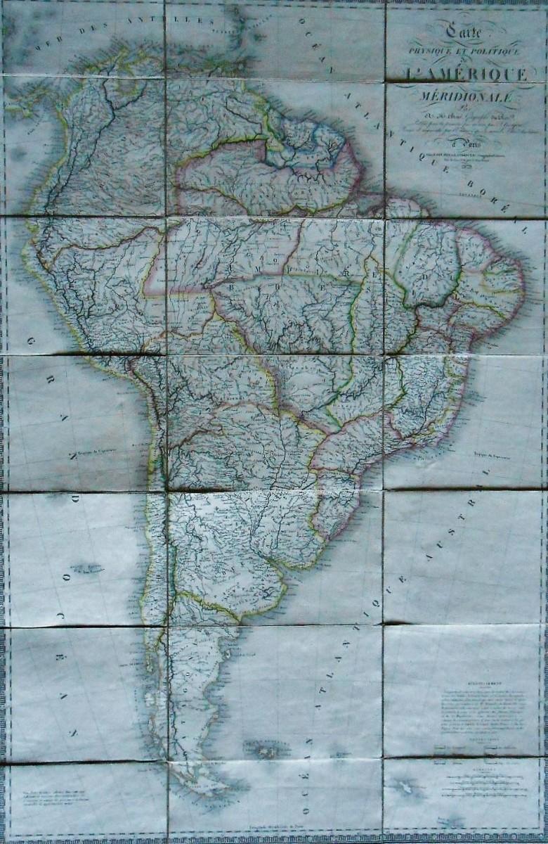 Brué Amérique du Sud
