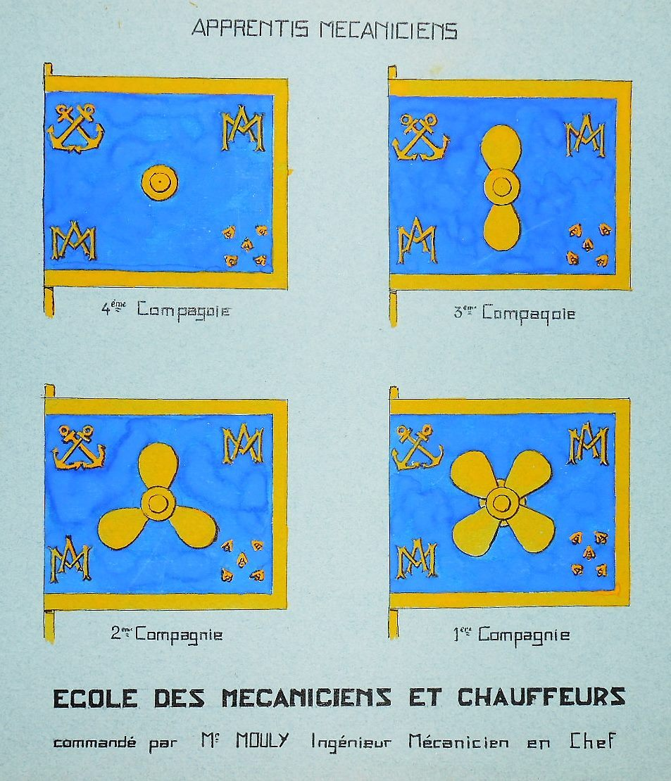 Fanions-Escadre-Mediterranee-Abrial-34