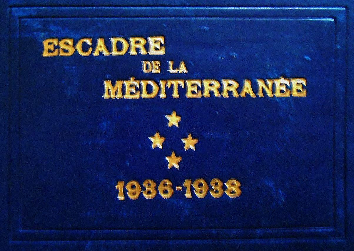 Fanions-Escadre-Mediterranee-Abrial