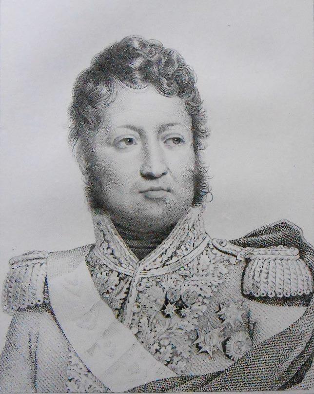 Duc d'Orléans, futur Louis-Philippe Ier