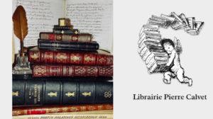 Librairie Pierre Calvet