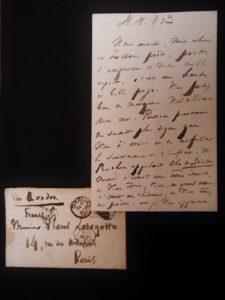 Hugo critique Proudhon