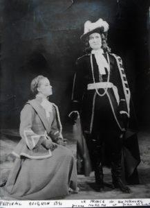 Varda. Prince de Hambourg.