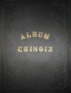 Rare album photographique, Shanghai ( 上海 ), vers 1860