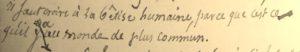 Barbey d'Aurevilly. Lettre autographe signée