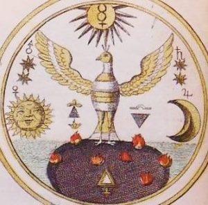 Alchimie. Pierre philosophale. Transmutation des métaux.