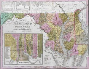 Tanner Atlas 1844