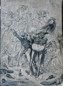 Gustave Doré Bois gravé