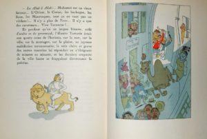 Daudet.Tartarin de Tarscon illustré par Dubout.