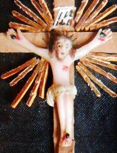 faux almanach crucifixion