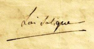 Gustave Flaubert. Manuscrit de jeunesse inédit.