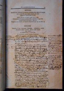 Gobel Alsatia Diplomatica annotée