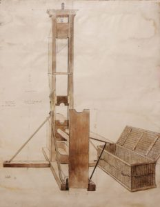 Guillotine Berger 1868