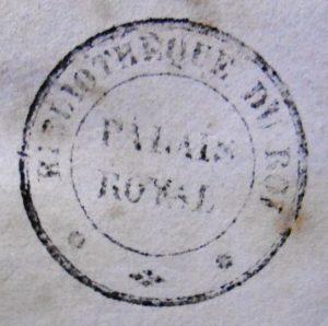 Bibliothèque de Louis-Philippe