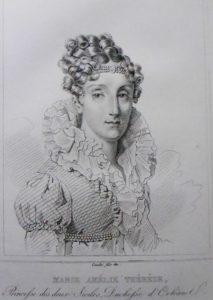 Marie-Amélie duchesse d'Orléans