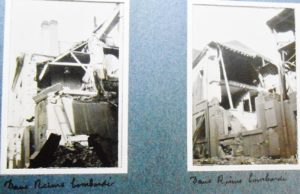 Reims 1915 Bombardement