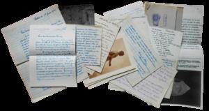 Ruhlmann. Lettres et documents.