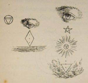 Saint-Martin. Nombres. 1843.